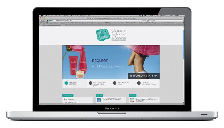 clinicaFisio_website