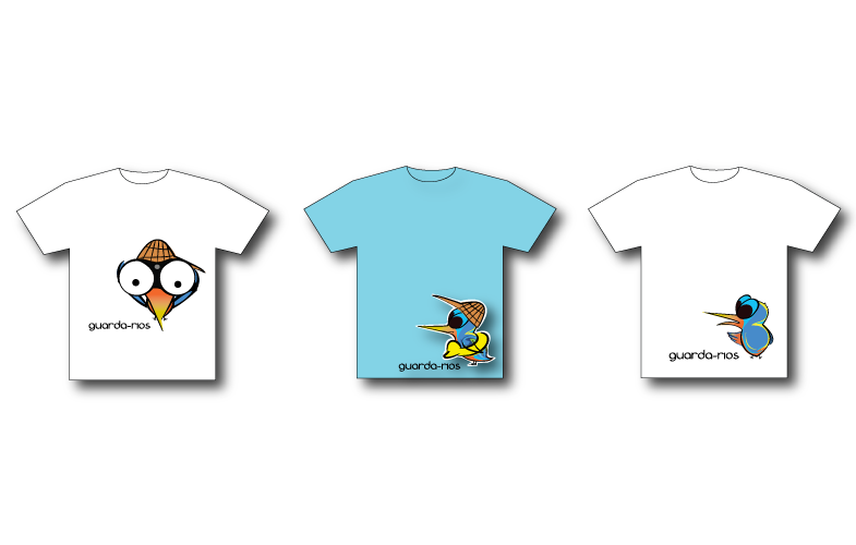 3-t-shirts